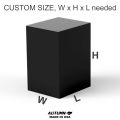 Custom Dust Cover for Auto Refractor, W x L x H needed